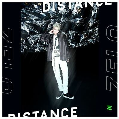 DISTANCE by ZELO The 1st Mini Album [Normal Edition] B.A.P