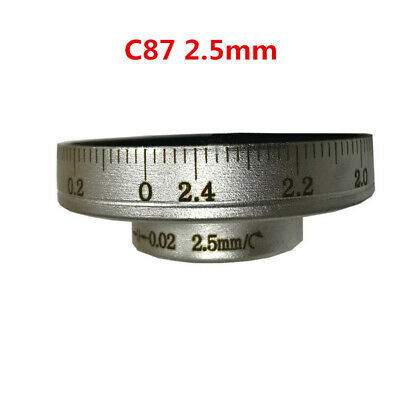 1Pc Milling Machine Part Dial Calibration Loop C87//2.5mm CNC The Mill Part