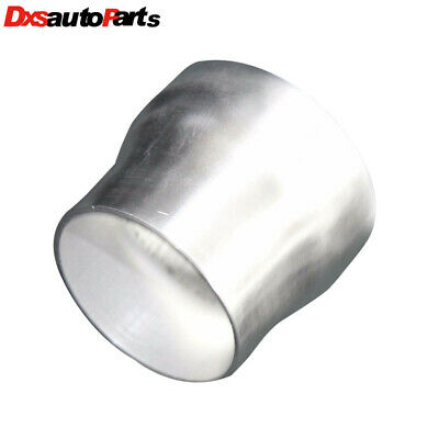 """For Universal Piping Aluminum Exhaust Reducer 3.5/"""" O.D 2.9/"""" Length to 3/"""" O.D"""