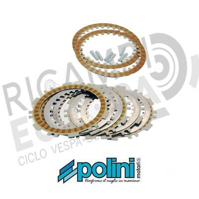 DISCHI FRIZIONE TOP PERFORMANCE RACING 3 KIT MOLLE YAMAHA T-MAX 500 TMAX 2001 2002 2003 2004 2005 2006 2007 2008 2009 2010 2011