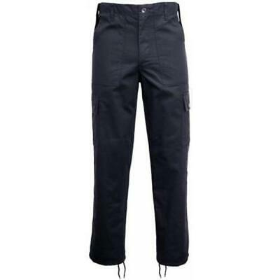 Men's Game Cargo Trousers Navy Protective Pants (183886)