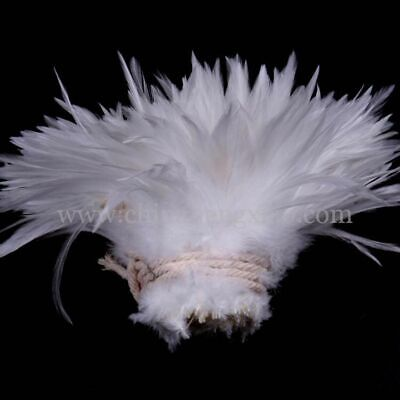 Rooster Feather Natural Pheasant Chicken Beautiful DIY Craft Decoration Dyed New