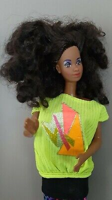Vintage_ Barbie and the Rockers 1985 DEE DEE mit 80's Outfit _ Rockstars