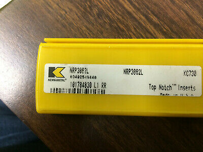 NRP 3094R K68 KENNAMETAL CARBIDE INSERT