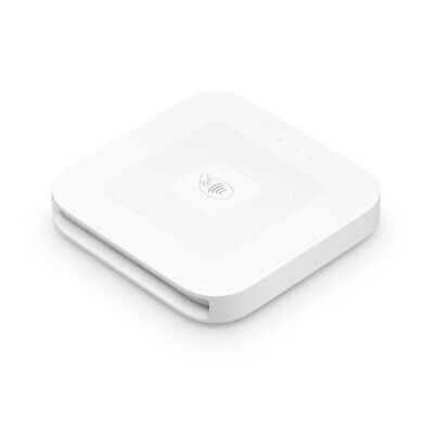 Square A-SKU-0485 Contactless Credit Card and Chip Reader - White