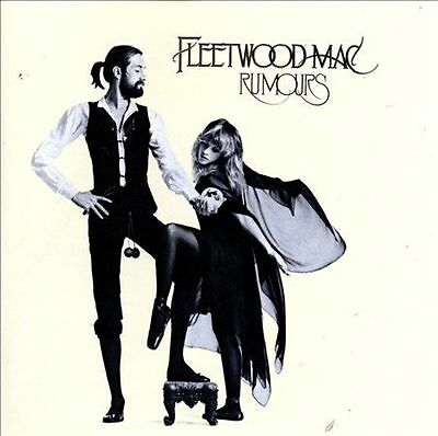 Fleetwood Mac Rumors Cd Red/Gray Target West Germany (11 Tracks Only) Fast Ship