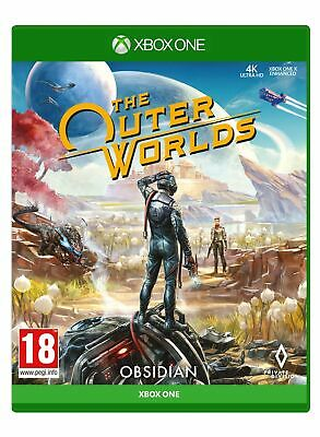 The Outer Worlds (Xbox One) NEW Sealed