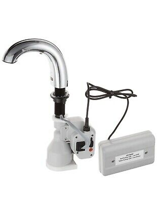 Rubbermaid Commercial One Shot Touch-Free Automatic Foam Soap Dispenser Chrome