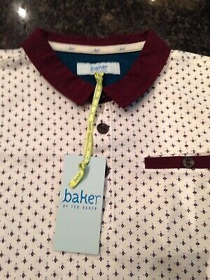 BNWT New Boys Ted Baker top size 12-13 years