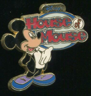 100 Years of Dreams #98 Disney's House of Mouse Disney Pin 8621