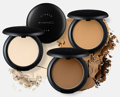 MAC Studio Fix Powder Plus Foundation New Boxed NW15 NW20 25 30 NW35 NW37 40