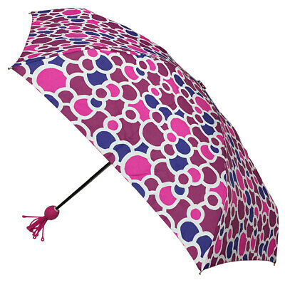 CROCS Lightweight Compact Fuchsia Umbrella NWT