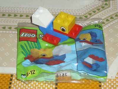 LEGO unsealed very rare OOP model #2130 great condition