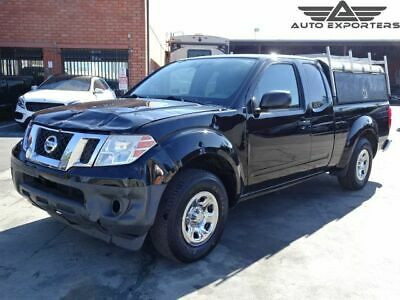 2015 Nissan Frontier S/SV 2015 Nissan Frontier Salvage Damaged Vehicle! Priced To Sell! Wont Last! L@@K!!