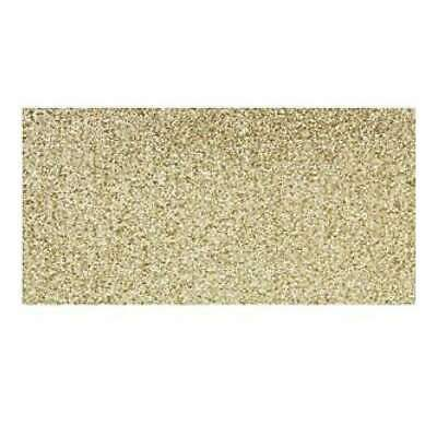 Best Creation Glitter Cardstock 12X12 Bright Gold