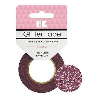 Best Creation Glitter Tape 15Mmx5m - Canna
