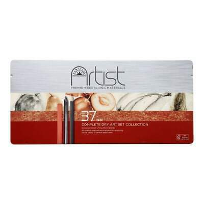 Fantasia Dry Art Tin 37pieces
