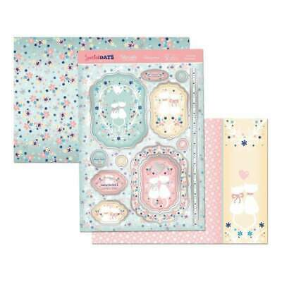 Hunkydory Special Days A4 Topper Set A Purr-Fect Anniversary