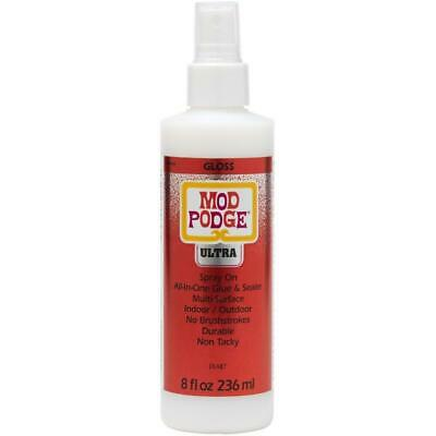 Mod Podge Ultra Gloss Spray On Sealer 8oz