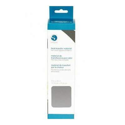 Silhouette - 9 Inch X 36 Inch Smooth Heat Transfer - Silver
