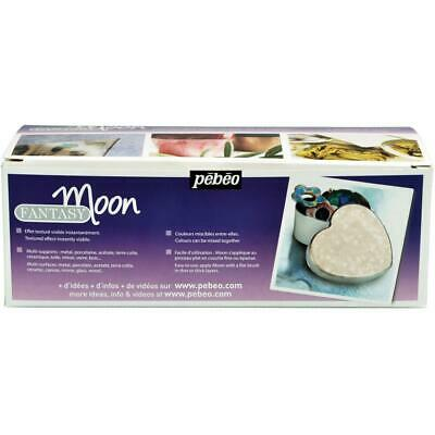 Pebeo - Discovery Paint Set 45ml 10 pack - Fantasy Moon