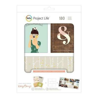 Project Life - Value Kit 180 per pack - Front Porch