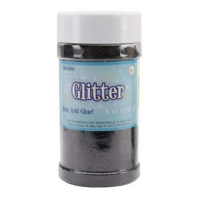 Sulyn - Metallic Glitter 8oz Black