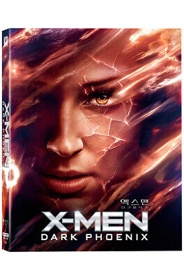 (Presale) X-Men: Dark Phoenix - 4K UHD + Blu-ray Steelbook Full Slip Ed. (2019)