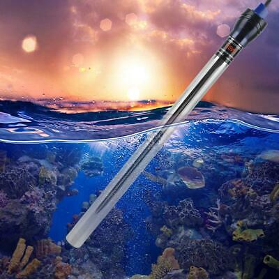 Aquarium Submersible Heater Fish Tank Auto Water Heating Thermostat 25W-500W