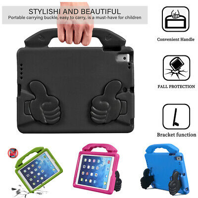 2019 Kids Handle Shockproof Safe Case Cover For Apple iPad 7 7th Generation 10.2