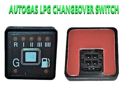SGI AEB Sequent AUTOGAS changeover switch LPG CNG GPL fuel switch BRAND NEW