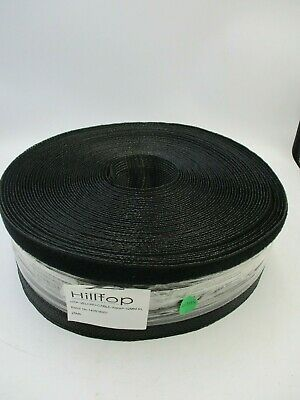 Hook & Loop Braided Flexo Cable Wrap - Size 32mm Cable Tidy 25Mtr