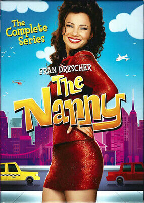 The Nanny: The Complete Series (19 Disc) DVD NEW