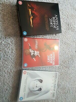 American horror story The Complete First And Second Season # B 14