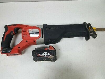 Milwaukee M18 BSX Reciprocating Saw