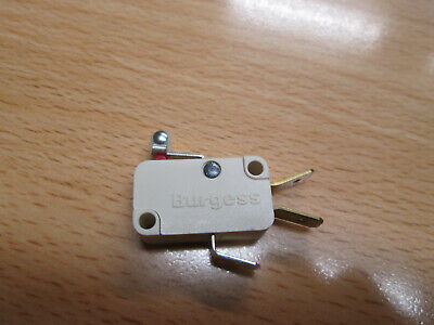 Burgess micro switch VCFYR with roller