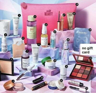 CULT BEAUTY The Best of  2019 Goody Bag Worth Net 325£ / without 15£ Gift Card