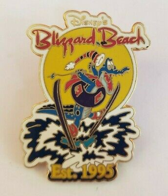 Disney Parks Collector's Pin: Blizzard Beach (2001, Disney World, Used/Good)