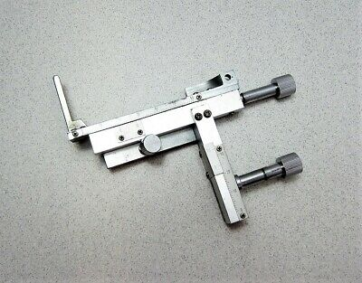 Microscope X-Y Movable Stage Attachment