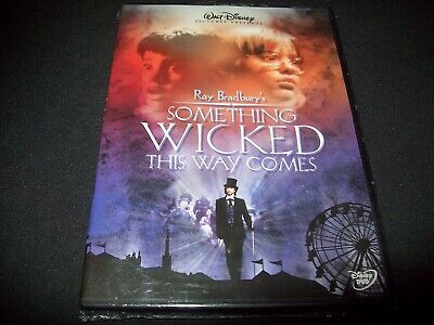 Something Wicked This Way Comes (DVD) Widescreen.............BRAND NEW & SEALED!