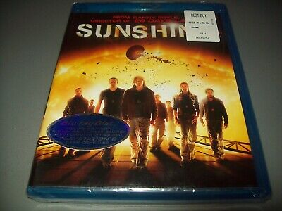 Sunshine (Blu Ray) Danny Boyle....Widescreen........... NEW & FACTORY SEALED!