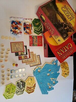 The Settlers of Catan MayFair Games 3061 Board Game