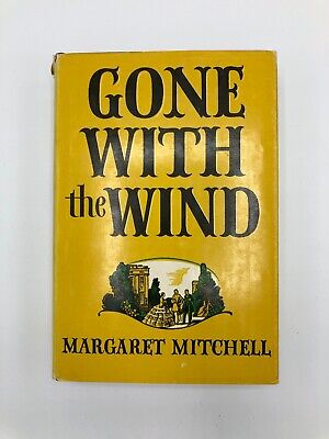 Margaret Mitchell GONE WITH THE WIND Macmillan 85th Printing 1976