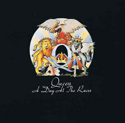 QUEEN DAY AT THE RACES US REMASTERED REISSUE 180g vinyl LP GATEFOLD Record SEALE