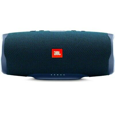JBL Charge 4 Bluetooth wireless Speaker portable-Water resistant IPX7 BLUE-£179