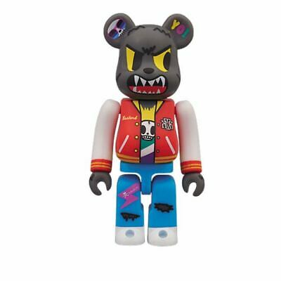 Medicom Be@rbrick 2009 Tokidoki 3rd 100/% Taipei Toy Fair Exclusive Bearbrick 1P