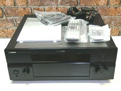 BOXED! Yamaha RX-V1900 Dolby 7.1 Channel 4 HDMI Surround Sound Receiver Amp