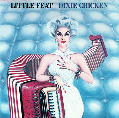 K 46200 - Little Feat - Dixie Chicken - ID1499z - vinyl LP