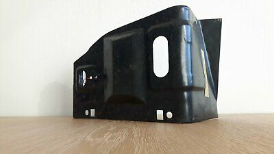 Ford Capri MK1 radiator support panel L