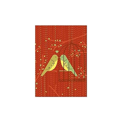 Love Uncaged Anniversary Greeting Card & Envelope by Tree Free